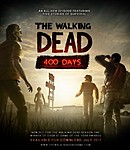 jaquette PS Vita The Walking Dead 400 Days