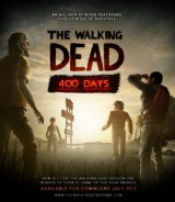 jaquette iOS The Walking Dead 400 Days