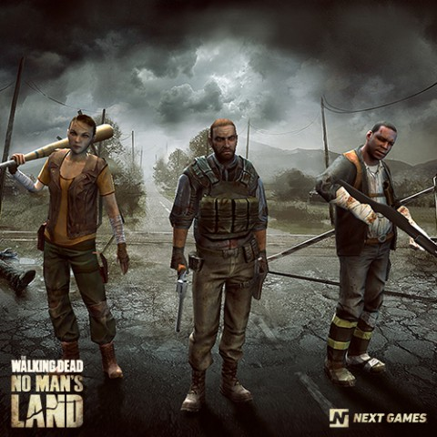 The Walking Dead : No Man's Land