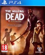 jaquette PlayStation 4 The Walking Dead Saison 1