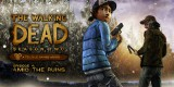 jaquette PS Vita The Walking Dead Saison 2 Episode 4 Amid The Ruins