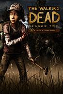 jaquette PS Vita The Walking Dead Saison 2
