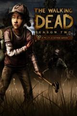 jaquette PlayStation 3 The Walking Dead Saison 2