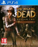 jaquette PlayStation 4 The Walking Dead Saison 2