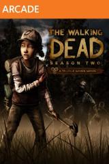 jaquette Xbox 360 The Walking Dead Saison 2
