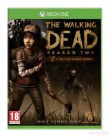 jaquette Xbox One The Walking Dead Saison 2