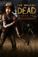 jaquette iOS The Walking Dead Saison 2