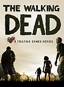 jaquette PlayStation 3 The Walking Dead