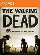 jaquette Xbox 360 The Walking Dead