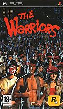 jaquette PSP The Warriors
