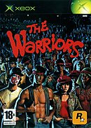 jaquette Xbox The Warriors