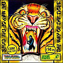 jaquette Commodore 64 The Way Of The Tiger