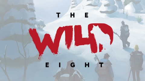 jaquette PlayStation 4 The Wild Eight