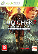 jaquette Xbox 360 The Witcher 2 Assassins Of Kings