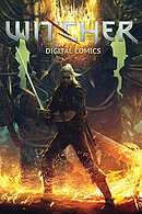 jaquette iPad The Witcher 2 Interactive Comic Book