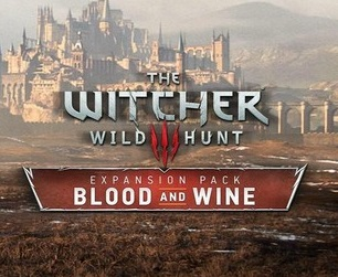 jaquette PlayStation 4 The Witcher 3 Wild Hunt Blood And Wine
