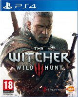 jaquette PlayStation 4 The Witcher 3 Wild Hunt