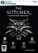 jaquette PC The Witcher Enhanced Edition
