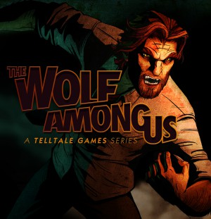 jaquette PlayStation 4 The Wolf Among Us Episode 1 Faith