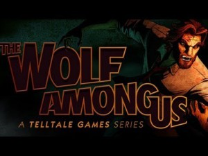 jaquette iOS The Wolf Among Us Episode 1 Faith