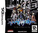 jaquette Nintendo DS The World Ends With You