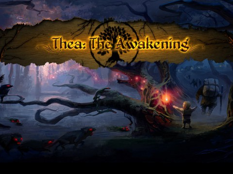 jaquette PC Thea The Awakening