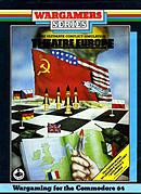jaquette Commodore 64 Theatre Europe
