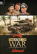 jaquette PC Theatre Of War 2 Africa 1943