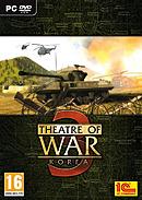 jaquette PC Theatre Of War 3 Korea