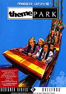 jaquette Megadrive Theme Park