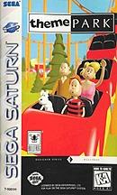 jaquette Saturn Theme Park
