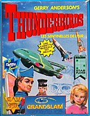 jaquette Amstrad CPC Thunderbirds