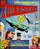 jaquette Commodore 64 Thunderbirds