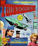jaquette Commodore 64 Thunderbirds