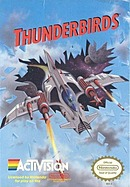 jaquette Nes Thunderbirds