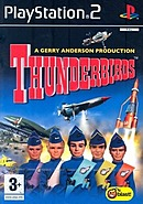 jaquette PlayStation 2 Thunderbirds