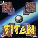 jaquette PC Engine Titan