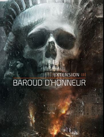 Tom Clancy's The Division : Baroud d'Honneur