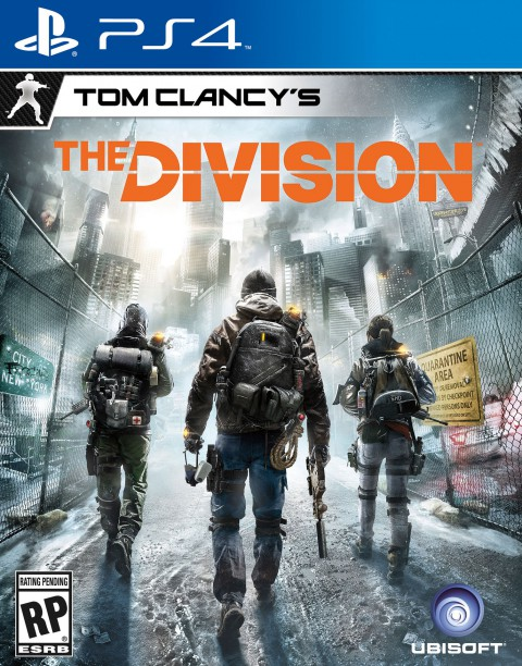 jaquette PlayStation 4 Tom Clancy s The Division
