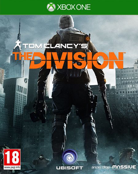 jaquette Xbox One Tom Clancy s The Division