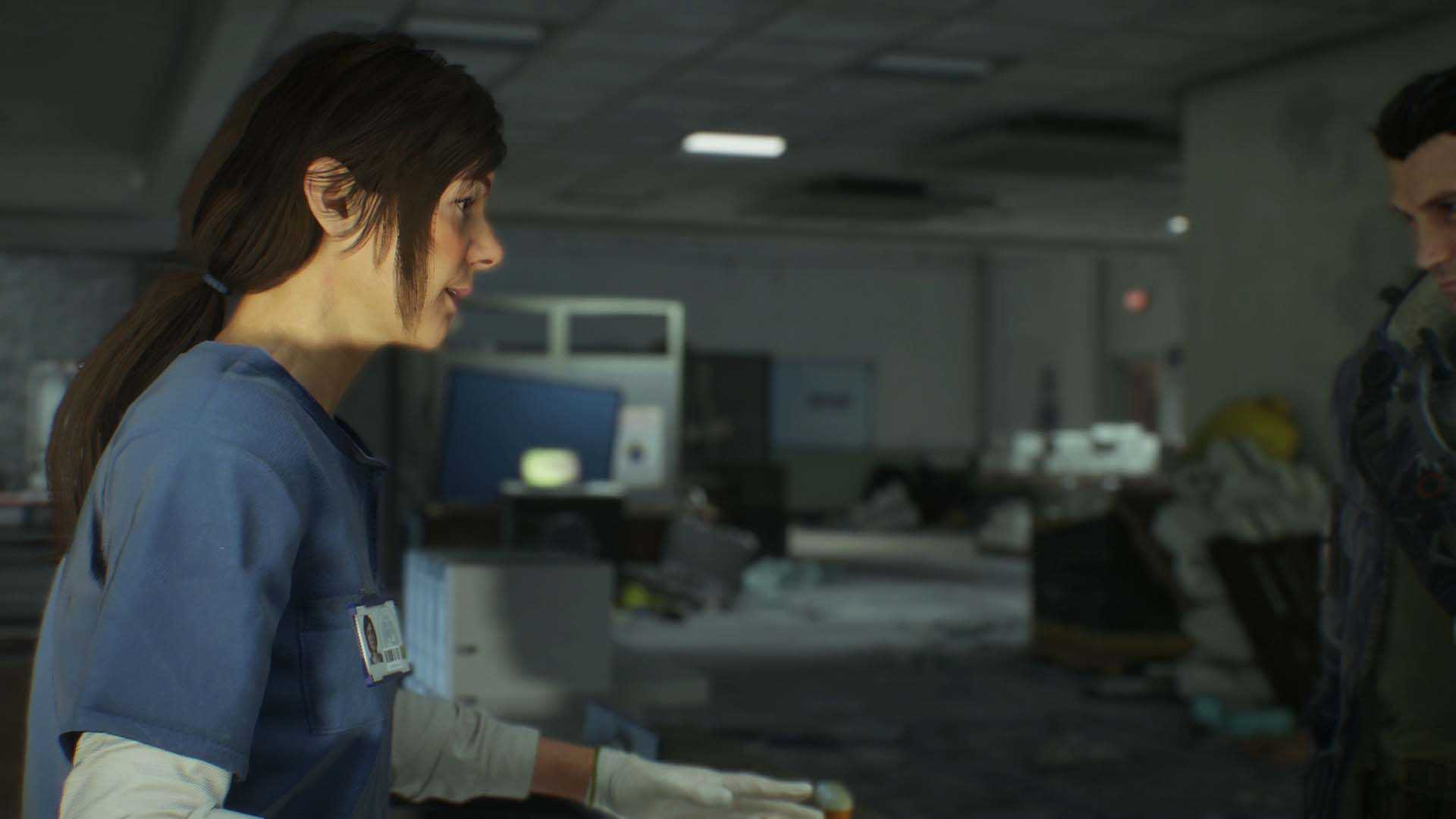 Screenshots capture d 39 ecran pour tom clancy 39 s the division for Screenshot ecran