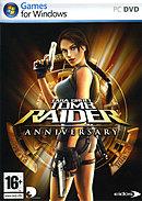 jaquette PC Tomb Raider Anniversary