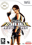 jaquette Wii Tomb Raider Anniversary