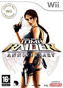 jaquette Wii Tomb Raider Anniversary