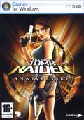 jaquette Xbox 360 Tomb Raider Anniversary