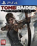 jaquette PlayStation 4 Tomb Raider Definitive Edition