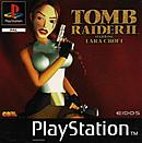 jaquette PlayStation 1 Tomb Raider II Starring Lara Croft
