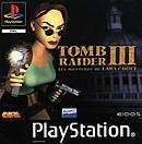 jaquette PlayStation 1 Tomb Raider III Les Aventures De Lara Croft