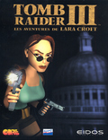 jaquette PC Tomb Raider III