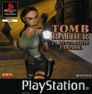 jaquette PlayStation 1 Tomb Raider La Revelation Finale